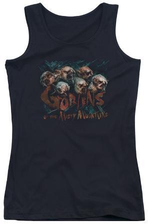 Juniors Tank Top: The Hobbit - Misty Goblins