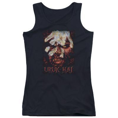 Juniors Tank Top: The Lord of the Rings - Uruk Hai