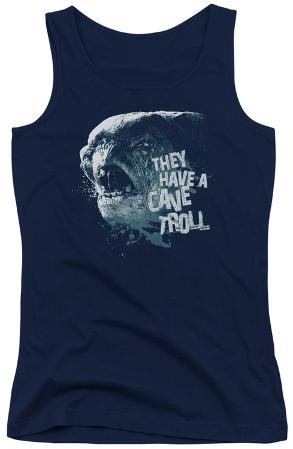 Juniors Tank Top: The Lord of the Rings - Cave Troll