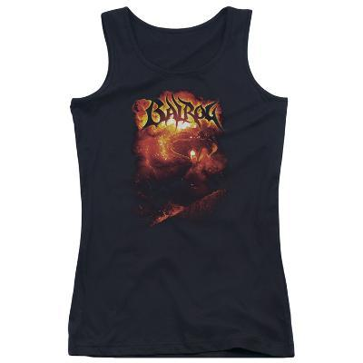 Juniors Tank Top: The Lord of the Rings - Balrog