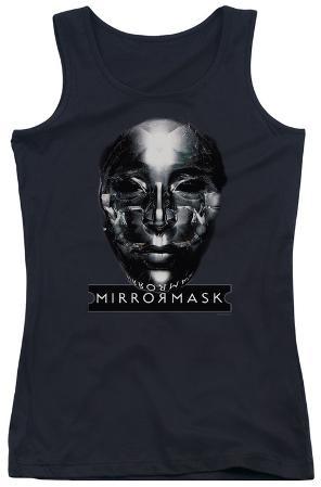 Juniors Tank Top: Mirrormask - Mask
