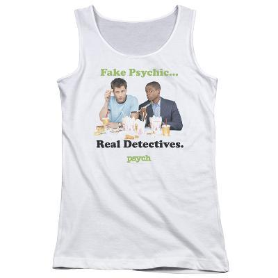 Juniors Tank Top: Psych - Take Out