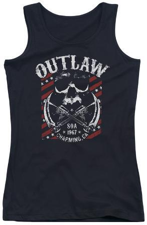 Juniors Tank Top: Sons Of Anarchy - Outlaw