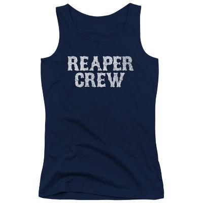 Juniors Tank Top: Sons Of Anarchy - Reaper Crew