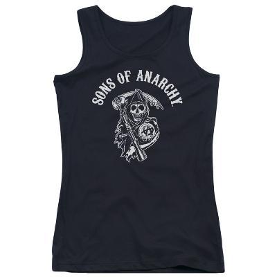 Juniors Tank Top: Sons Of Anarchy - Soa Reaper