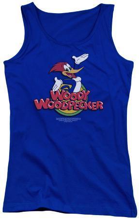 Juniors Tank Top: Woody Woodpecker - Woody
