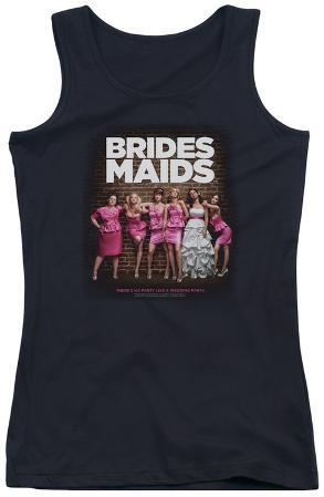 Juniors Tank Top: Bridesmaids - Poster