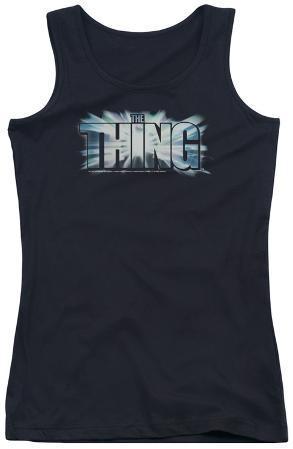 Juniors Tank Top: Thing - Logo