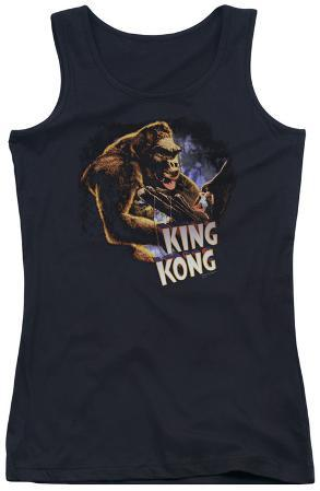 Juniors Tank Top: King Kong - Kong And Ann