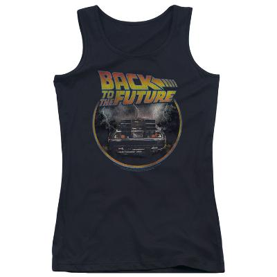 Juniors Tank Top: Back To The Future - Back