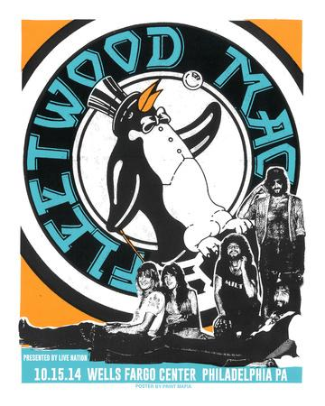Fleetwood Mac Philly