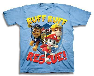 Toddler: Paw Patrol- Ruff Ruff Rescue