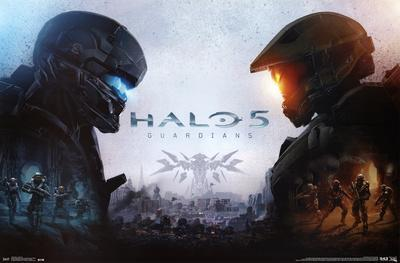 Halo 5 - Key Art