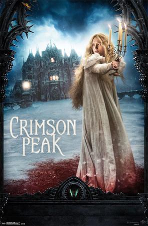 Crimson Peak - Candles