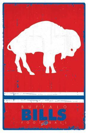Buffalo Bills - Retro Logo 15