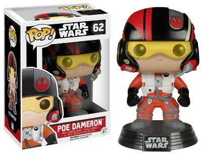Star Wars: EP7 - Poe POP Figure