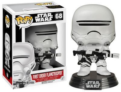 Star Wars: EP7 - Flametrooper POP Figure