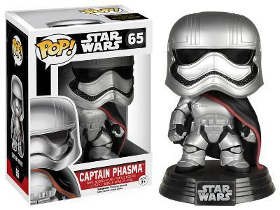 Star Wars: EP7 - Captain Phasma POP Figure