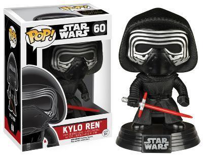 Star Wars: EP7 - Kylo Ren POP Figure