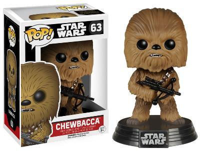 Star Wars: EP7 - Chewbacca POP Figure