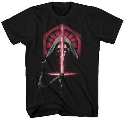 Star Wars The Force Awakens- Kylo Ren En Garde