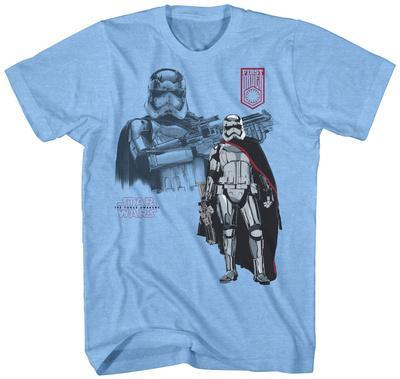 Star Wars The Force Awakens- Leader of the Troops