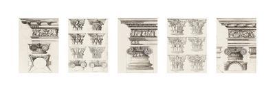 Columns and Capitals