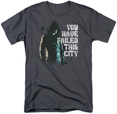 Arrow - You Have Failed