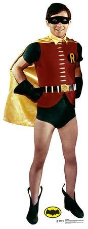Robin - 1969 TV Series - Batman And Robin Lifesize Standup