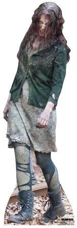 Walker 2 - The Walking Dead Lifesize Standup
