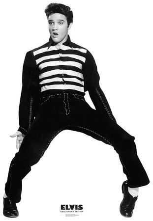Elvis - Collector's Edition Lifesize Standup