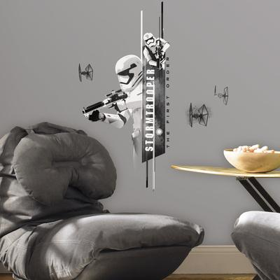 Star Wars Stormtroopers Peel & Stick Wall Decals