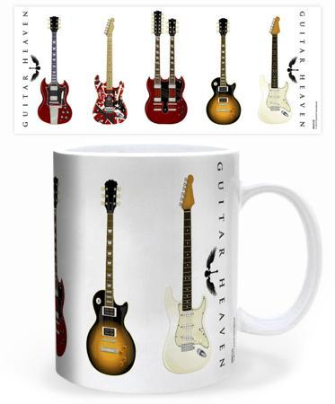 Guitar Heaven Mug