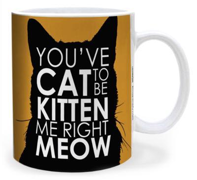 Right Meow Mug