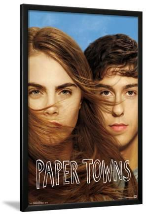 Paper Towns - One Sheet