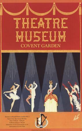 Theatre Museum Covent Garden