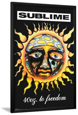 Sublime- 40 Oz. To Freedom