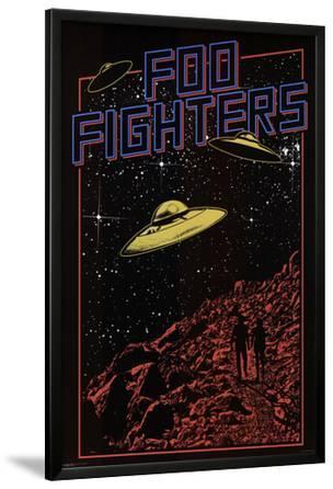Foo Fighters ? UFO