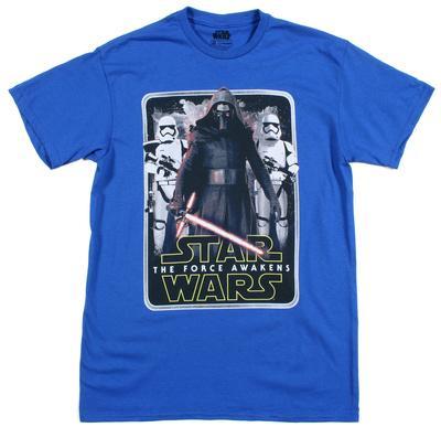 Star Wars The Force Awakens- Mangled Edge