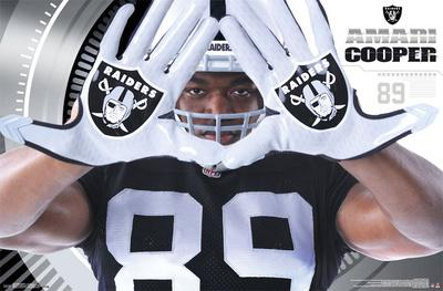 Oakland Raiders - A Cooper 2015