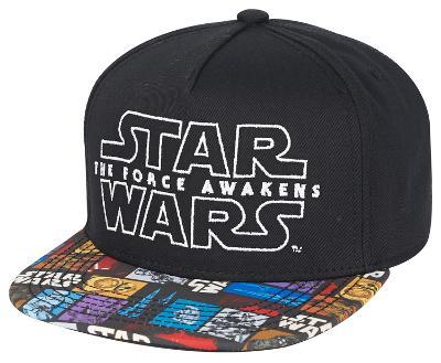 Star Wars: The Force Awakens- Action Stamp Sanpback