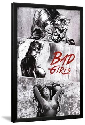Dc Comics - Bad Girls
