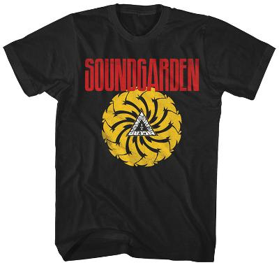 Soundgarden- Bad Motor Finger