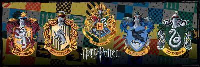 Harry Potter - Crests 1000 Piece Puzzle