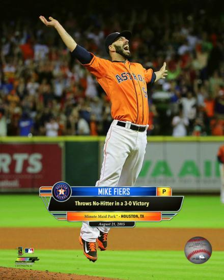Mike Fiers No Hitter Date: Mike Fiers Throws A No-Hitter August 21, 2015 Photo At