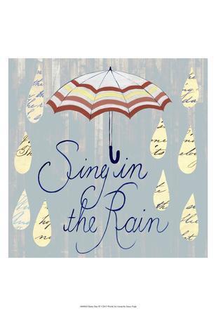 Rainy Day IV