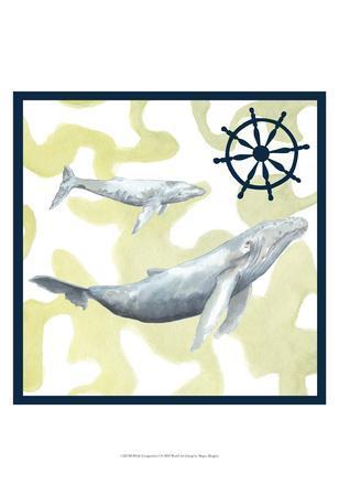Whale Composition I