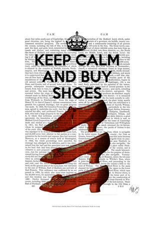 Keep Calm Buy Shoes