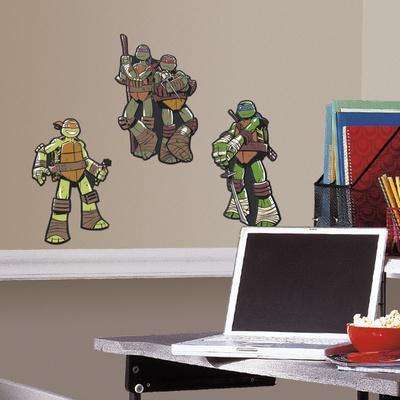 Teenage Mutant Ninja Turtles Foam Characters
