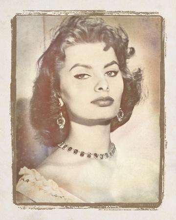 Movie Star III - Sophia Loren